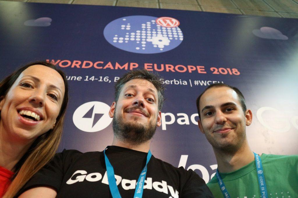 WordCamp Europe 2019, групповая фотография
