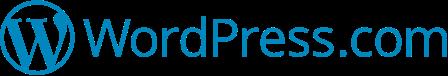 Логотип организации WordPress.com